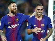 Hạ gục Sevilla, Barcelona hơn Real Madrid đến 11 điểm
