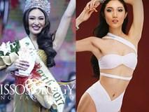 Sự chênh lệch nhan sắc của Hoa hậu Trái đất trước và sau photoshop: Cứ như ảnh avatar facebook và ảnh bị tag vào!