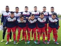U19 Việt Nam - U19 Đài Bắc Trung Hoa: Lấy ngôi đầu bảng
