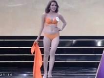 Video: Phần thi đáng thất vọng và gây cười nhất bán kết Hoa hậu Hoàn vũ Việt Nam