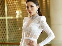 Hoa hậu Kỳ Duyên: 'Buồn khi bị gọi là Hoa hậu nhiều scandal nhất Việt Nam'
