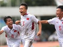 Thắng Đài Loan, U19 Việt Nam sớm giành vé dự VCK châu Á 2018
