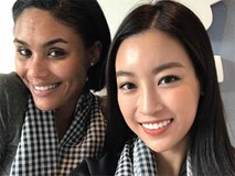Hoa hậu Đỗ Mỹ Linh xuất sắc lọt vào Top 5 người đẹp được bình chọn nhiều nhất tại Miss World 2017