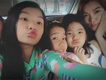 Mới 9 tuổi con gái Trương Ngọc Ánh đã gây bất ngờ bởi khả năng nói tiếng Anh cực chuẩn
