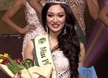 Tân Hoa hậu Trái đất bị chê kém sắc: 'Có nói gì tôi vẫn là Hoa hậu'