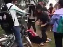 Cảnh cáo ba nữ sinh Nghệ An đánh hội đồng bạn cùng lớp