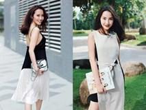 """Phong cách đúng chuẩn """"lá ngọc cành vàng"""" của tình mới Phan Thành"""