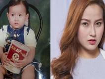 Lộ hình ảnh ngày bé không khác gì con trai của Tân Hoa hậu Hoàn cầu 2017