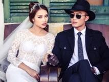 Trước giờ G, hé lộ hậu trường chụp ảnh cưới của Trần Tú 'Người phán xử' và vợ hot girl