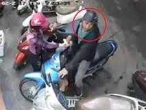 Hà Nội: Công an đang tích cực truy lùng đôi nam nữ dàn cảnh móc cốp xe của phụ nữ khi đi chợ