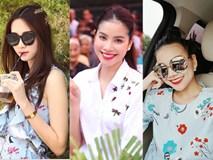 Đâu chỉ hàng hiệu trăm triệu, Thanh Hằng, Thu Thảo, Phạm Hương cũng mê mệt đồ bình dân