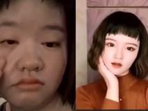 Trên đời có một khoảng cách rất xa, đó là mặt mộc và sau khi make-up