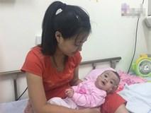Nỗi lòng mẹ Hưng Yên có con bị tim bẩm sinh, bé gào khóc cầu cứu mỗi lần lấy ven
