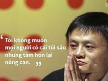 Tỷ phú Jack Ma: Phải có chỉ số này thì bạn mới được người người tôn vinh