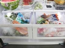 Dùng túi nilon bọc thực phẩm trong tủ lạnh: bạn đang tự giết chính mình