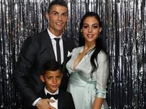 Ronaldo: 'Con trai tôi thường quên ăn khi chơi bóng'