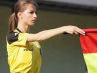 Nữ trọng tài Karolina Bojar: 'Tôi thành công nhờ… xinh đẹp'