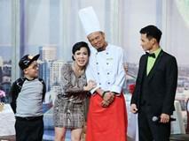 Tiểu phẩm triệu view: Việt Hương chỉ biết nhăn mặt với 'đầu bếp' Hoàng Phi