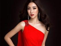 Mỹ Linh quyến rũ tựa nữ thần trong loạt trang phục dạ hội mang đến Miss World 2017