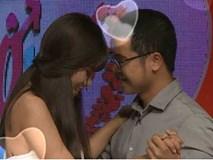Cặp đôi suýt hôn trên sân khấu Bạn muốn hẹn hò đã ngừng tìm hiểu sau 4 tháng