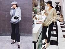 """Mặc đúng 1 chiếc quần nhưng lại """"mix"""" được 3 bộ khác nhau, Kỳ Duyên đúng là nổi nhất street style tuần này"""