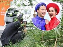 Ngày này 5 năm trước, Tăng Thanh Hà và Louis Nguyễn cưới nhau và đây là những khoảnh khắc tác nghiệp thú vị nhất!