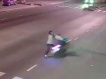 Người đàn ông sang đường bất cẩn gặp thanh niên phóng ''tốc độ bàn thờ'' và cái kết đắng cho cả hai