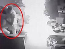 Ông bố dũng cảm lấy thân mình che cho con gái khỏi bị bỏng do bình ga tại nhà hàng lẩu phát nổ