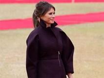 Đến châu Á chục ngày, chi bạc tỉ cho váy áo, chỉ có thể là đệ nhất phu nhân Mỹ!