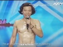 Chàng trai người Việt đi thi Asia's Got Talent bị dân mạng chỉ trích là trò cười trên truyền hình