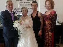 Đám cưới 'ông bà anh': Cặp vợ chồng già 80 tuổi tổ chức tiệc linh đình gây bão mạng