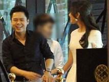 Bắt gặp Phan Thành - Primmy Trương nắm tay tình tứ sau tiệc sinh nhật
