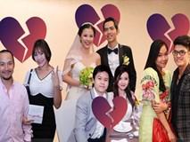 Có rất nhiều cặp đôi trong showbiz đã chia tay, sau khi cùng tham dự đám cưới này...