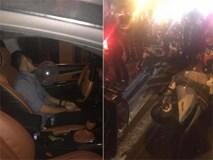 Triệu tập nam thanh niên 9X vừa hít bóng vừa lái xe gây tai nạn liên hoàn ở Hải Phòng