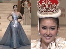 Chung kết Miss International 2017: Thùy Dung không lot Top 15, người đẹp Indonesia đăng quang