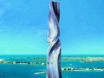 Dubai đang cho xây dựng tòa nhà biết chuyển động theo lệnh của con người