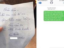 Lời nhắn gửi ý nghĩa tới chủ ôtô đỗ chắn cửa nhà 'gây bão' mạng
