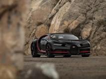 Bugatti Chiron phiên bản Người dơi có giá 4 triệu USD