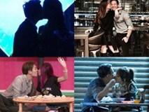 """Điểm lại những nụ hôn """"ngọt"""" nhất từ trước tới nay của các cặp đôi showbiz Việt"""