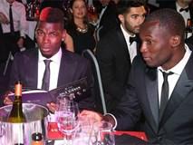 Dàn sao Man Utd dự gala gây quỹ từ thiện tại Old Trafford