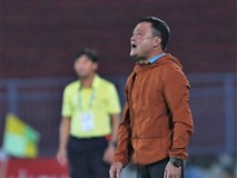 HLV Trương Việt Hoàng chia tay CLB Hải Phòng