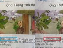 """Giáo viên bất ngờ vì NXB Giáo dục Việt Nam """"ngấm ngầm sửa sai"""" sách giáo khoa"""