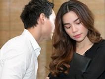 """Sau hình ảnh hôn má, Hà Hồ - Kim Lý công khai """"tình bể bình"""" giữa chốn đông người"""