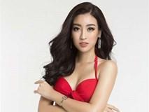 Hoa hậu Đỗ Mỹ Linh diện áo tắm, khoe 3 vòng trước Chung kết Miss World 2017