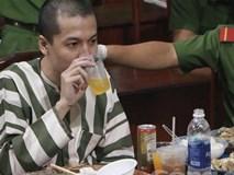 Tử tù Nguyễn Hải Dương được ăn bữa cơm cuối cùng lúc 3 giờ sáng