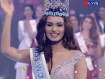 Trực tiếp Chung kết Miss World 2017: Người đẹp Ấn Độ đăng quang Hoa hậu Thế giới, Mỹ Linh trượt Top 15