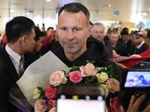 Ryan Giggs và Paul Scholes đến Hà Nội, bắt đầu hành trình ở Việt Nam