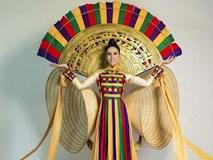 Clip: Nguyễn Thị Loan tự tin trình diễn trong phần thi Trang phục dân tộc tại Miss Universe