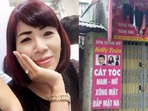"""Chủ Spa bị tố làm hỏng mí mắt khách hàng ở Hà Nội trần tình: """"Tôi đảm bảo sau 7 ngày nếu có vấn đề, tôi sẽ chịu mọi trách nhiệm"""""""