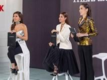 The Look 2017 : Minh Tú 'chặt chém' Kỳ Duyên khi khoe 'gia tài' diễn vedette